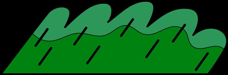 Tannenzweig Clipart-Grafik als PNG, SVG
