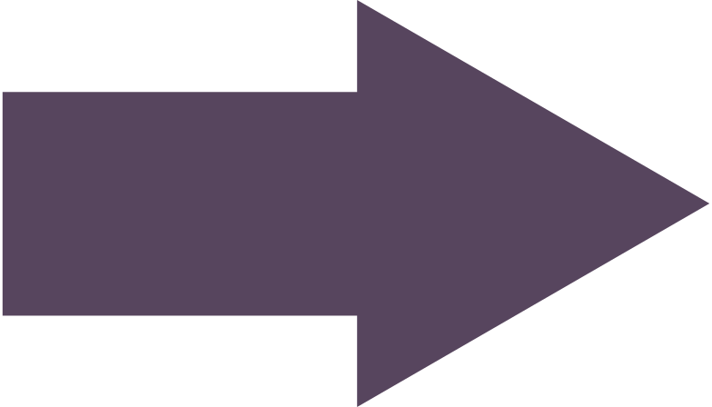 arrow purple Clipart illustration in PNG, SVG