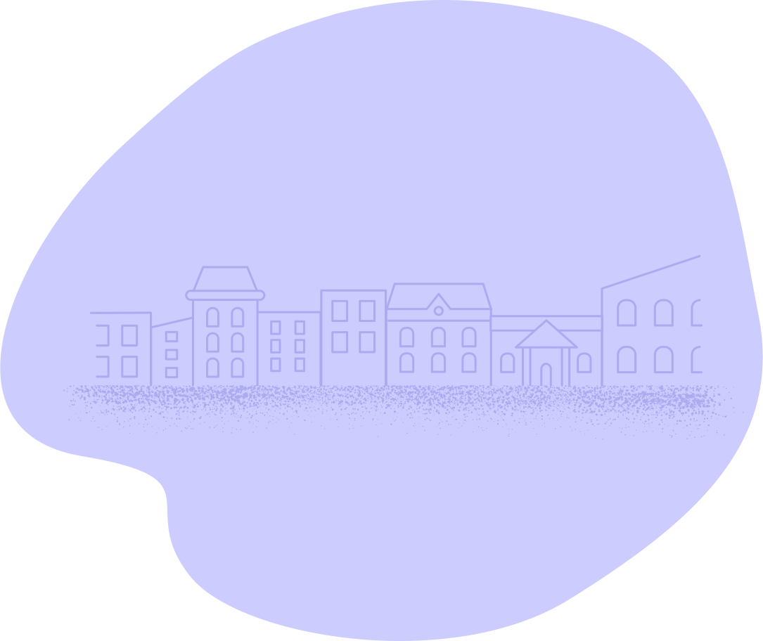 town Clipart illustration in PNG, SVG