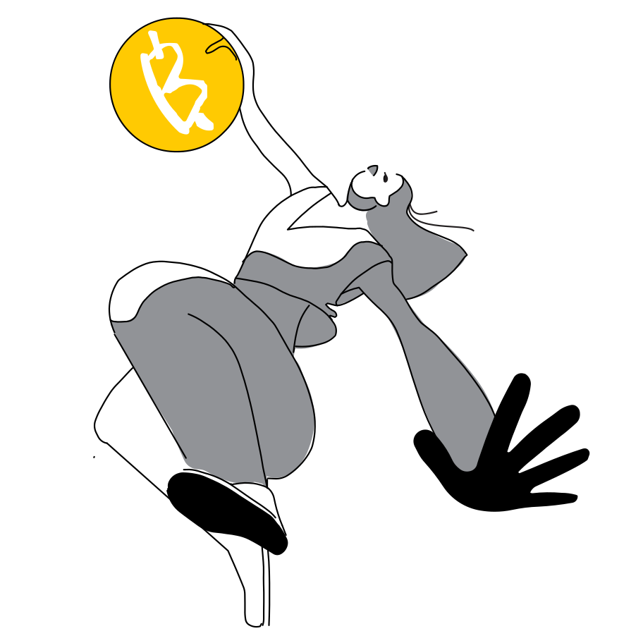 Crypto Clipart illustration in PNG, SVG
