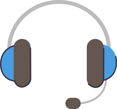 style support-headphones images in PNG and SVG | Icons8 Illustrations