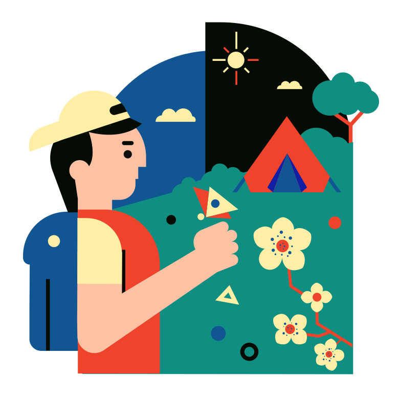 style Journey Vector images in PNG and SVG | Icons8 Illustrations