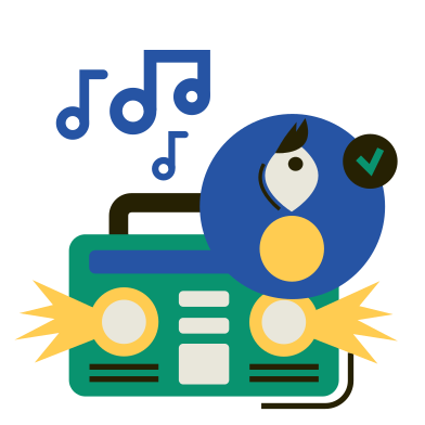 style Favorite performer images in PNG and SVG | Icons8 Illustrations