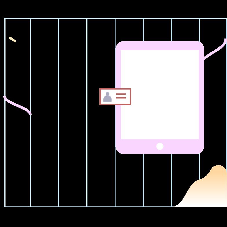Customer service Clipart illustration in PNG, SVG