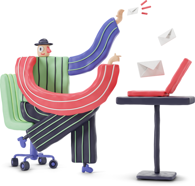 New mail Clipart illustration in PNG, SVG