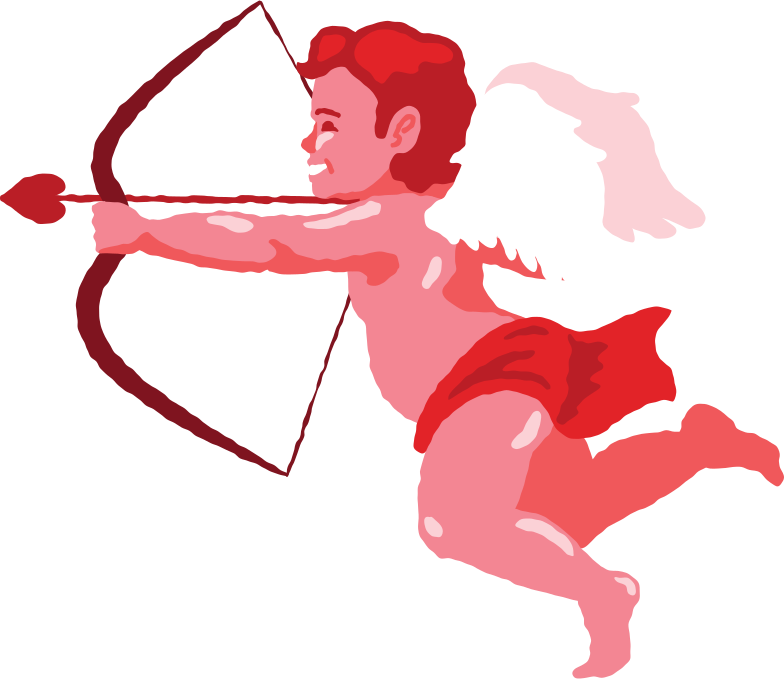 cupid Clipart illustration in PNG, SVG