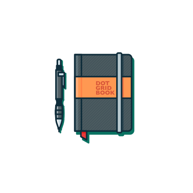 style Notebook images in PNG and SVG | Icons8 Illustrations