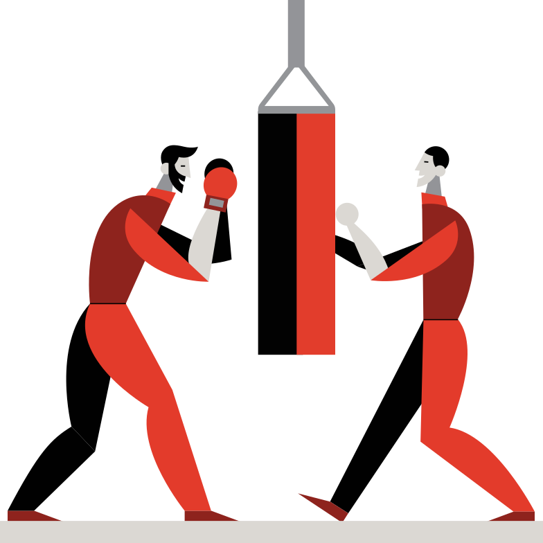 Workout Clipart illustration in PNG, SVG