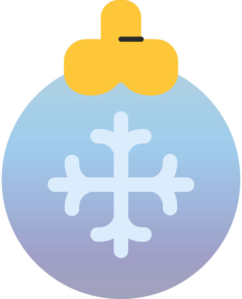 style christmas ball snowflake Vector images in PNG and SVG | Icons8 Illustrations