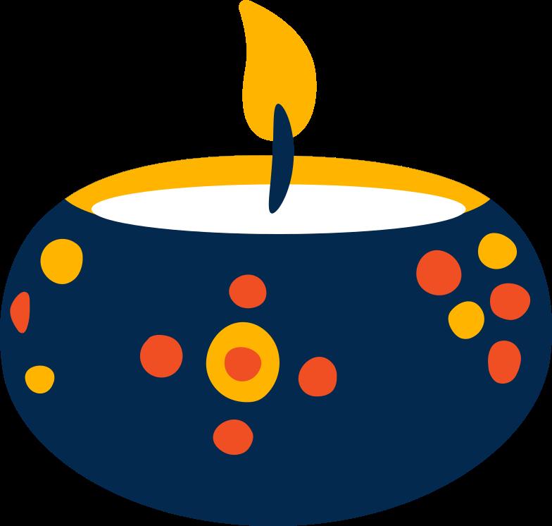 Иллюстрация свеча для девали в стиле  в PNG и SVG | Icons8 Иллюстрации