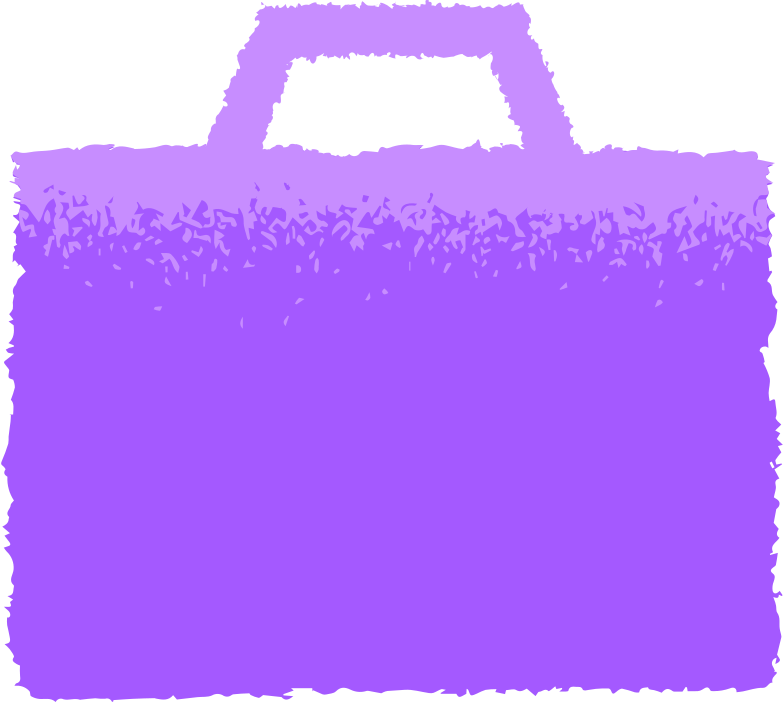 bag Clipart illustration in PNG, SVG