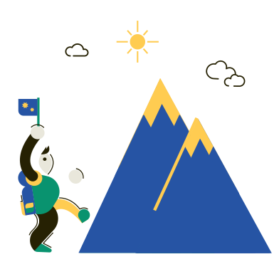 style Mountaineer images in PNG and SVG | Icons8 Illustrations