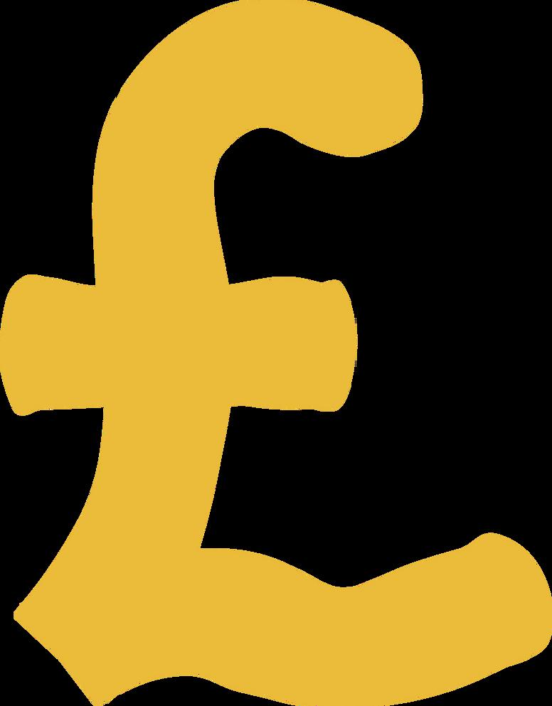 pound Clipart illustration in PNG, SVG