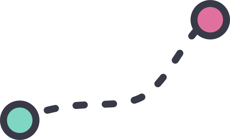 path Clipart illustration in PNG, SVG