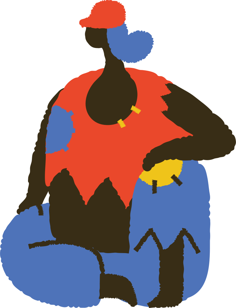 homeless Clipart illustration in PNG, SVG