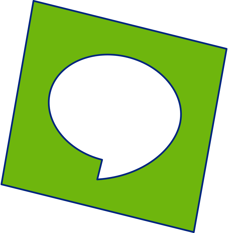 messenger icon Clipart illustration in PNG, SVG