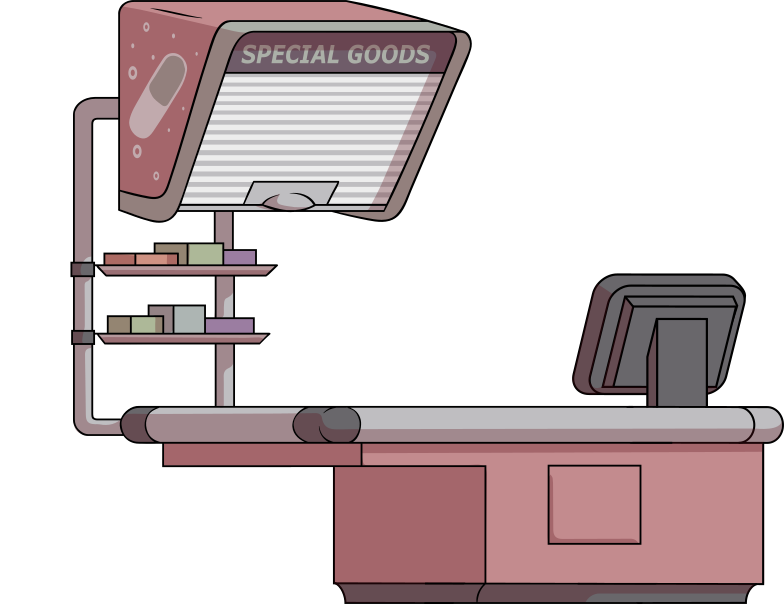 style store cash desk Vector images in PNG and SVG | Icons8 Illustrations