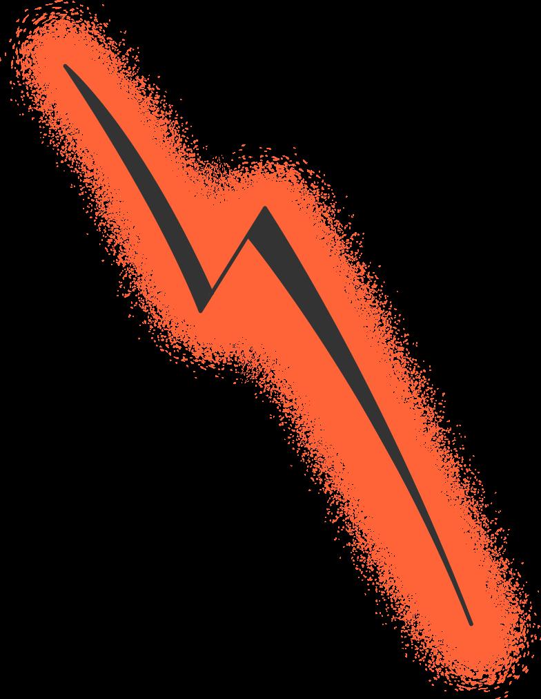 message sent message sent  lightning Clipart illustration in PNG, SVG