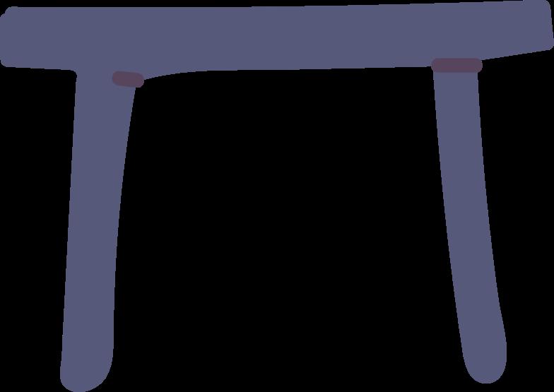 Ilustración de clipart de table en PNG, SVG