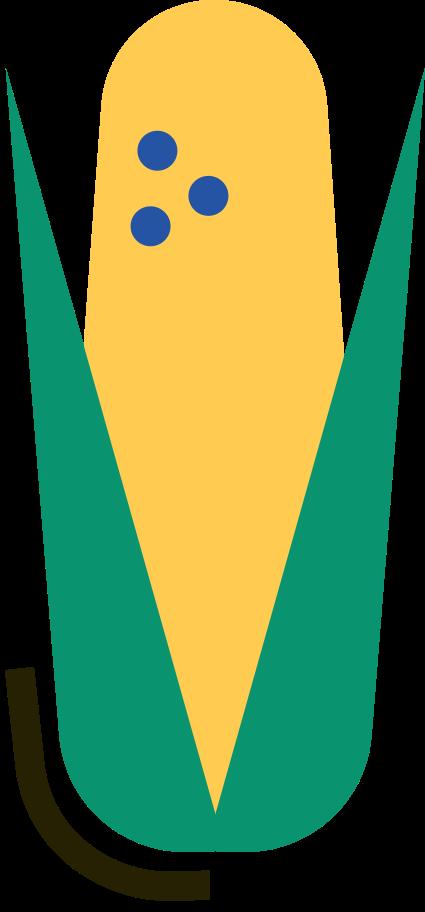corn Clipart illustration in PNG, SVG