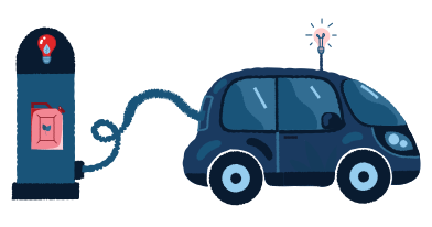style Eco fuel images in PNG and SVG | Icons8 Illustrations