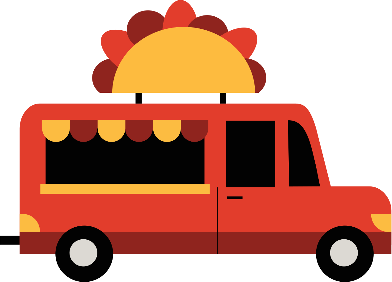 style food truck Vector images in PNG and SVG   Icons8 Illustrations