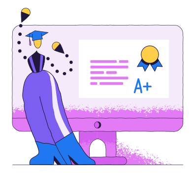 style Electronic certificate images in PNG and SVG | Icons8 Illustrations