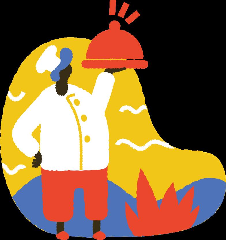 encomenda completa Clipart illustration in PNG, SVG