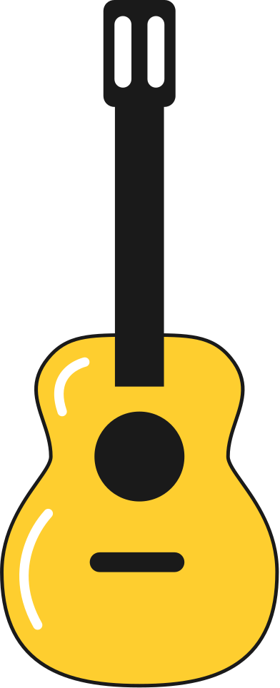 style acoustic guitar images in PNG and SVG | Icons8 Illustrations