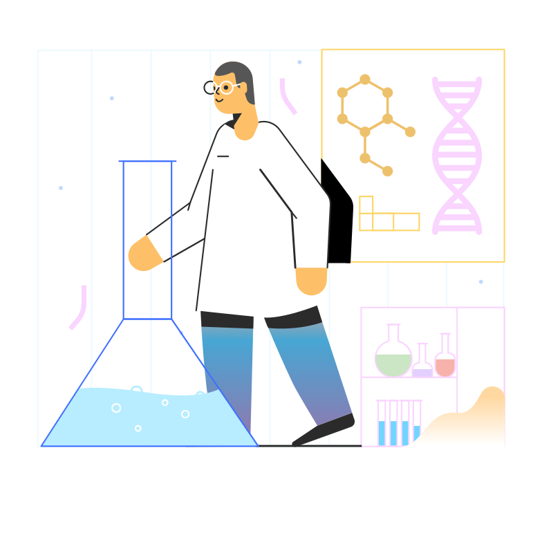 style Bio technologies  Vector images in PNG and SVG | Icons8 Illustrations