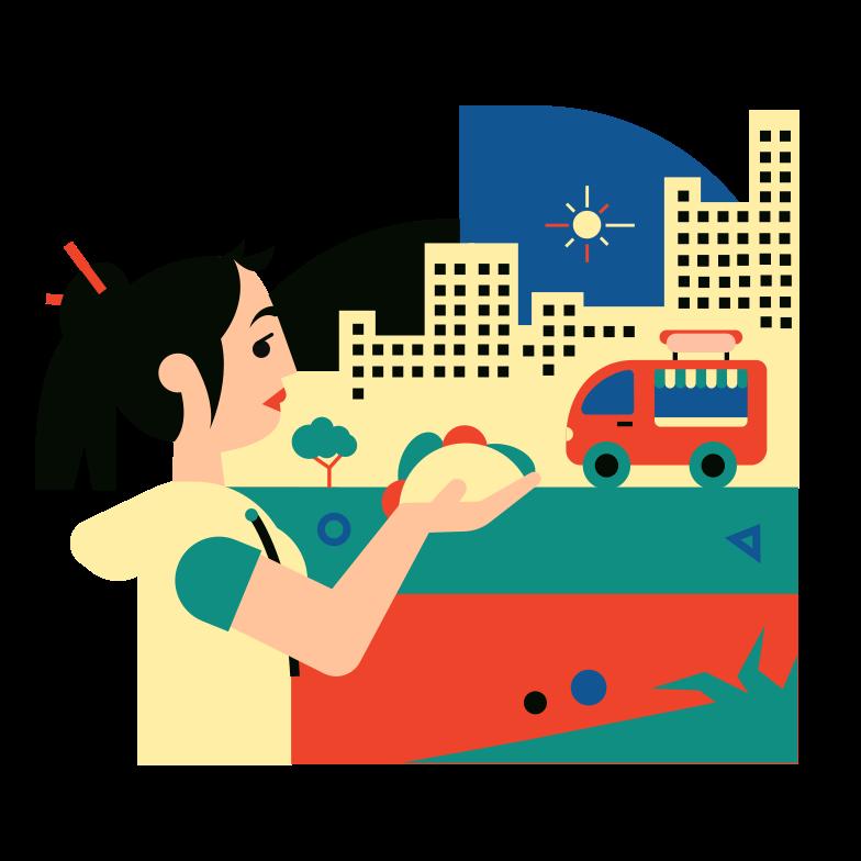 Immagine Vettoriale Fast food in PNG e SVG in stile  | Illustrazioni Icons8