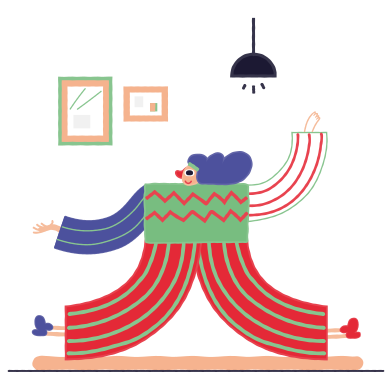 style Stretching images in PNG and SVG | Icons8 Illustrations