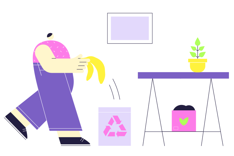 Homemade compost Clipart illustration in PNG, SVG