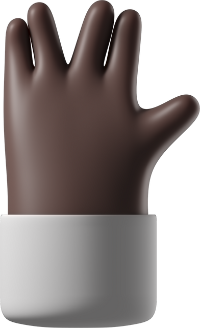 style vulcan salute images in PNG and SVG | Icons8 Illustrations