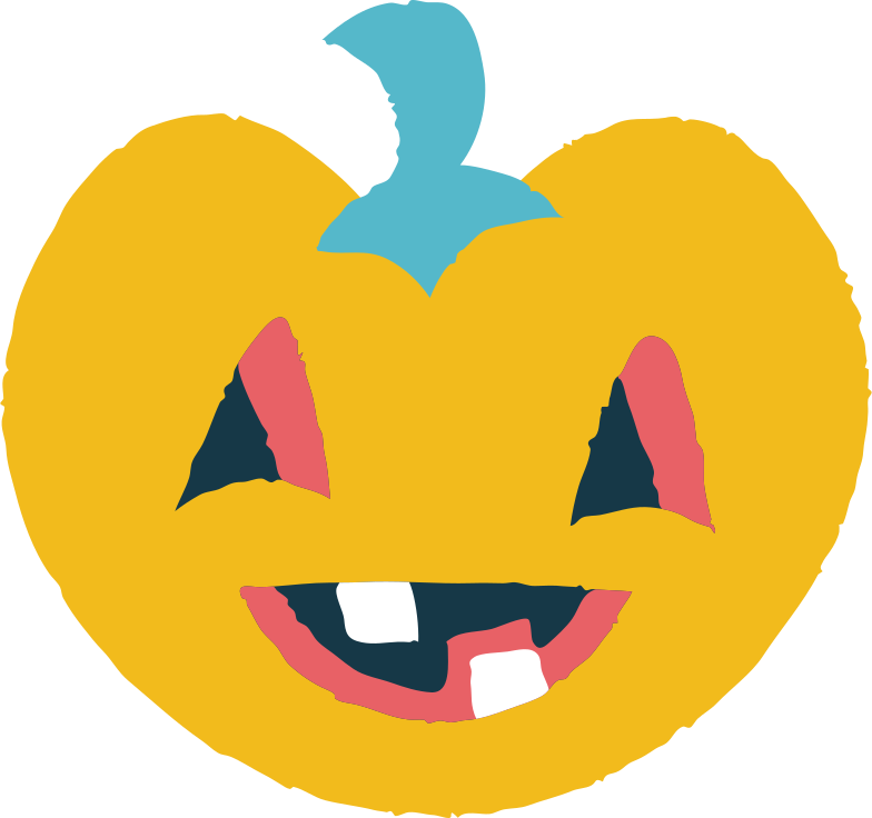pumpkin Clipart illustration in PNG, SVG
