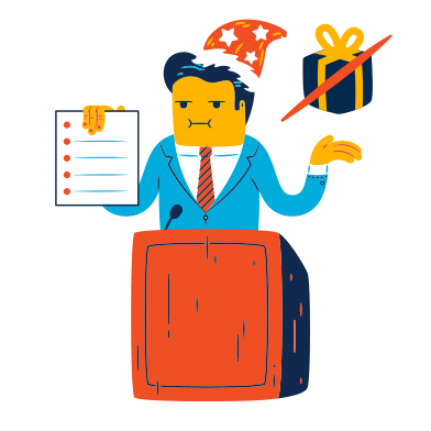 style No gifts for bad children! images in PNG and SVG   Icons8 Illustrations