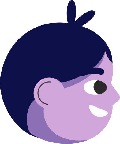 style purple man's head images in PNG and SVG | Icons8 Illustrations