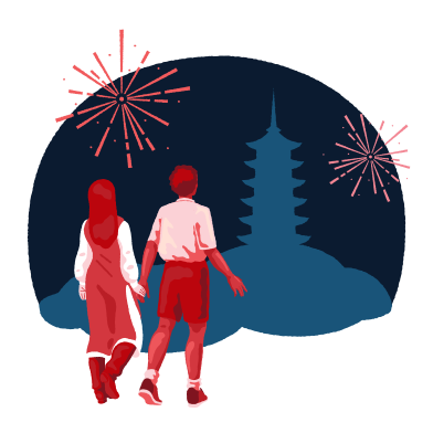 style Celebrate Chinese New Year together images in PNG and SVG | Icons8 Illustrations