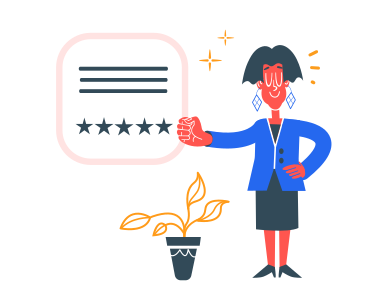 style Five stars rating images in PNG and SVG | Icons8 Illustrations