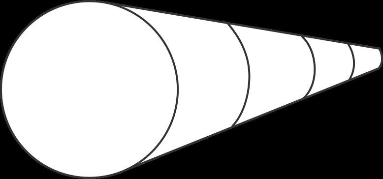 Ilustración de clipart de telescopio en PNG, SVG