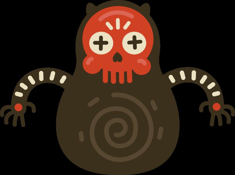 demon Clipart illustration in PNG, SVG