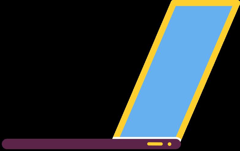 Ilustração de clipart de computador portátil em PNG e SVG