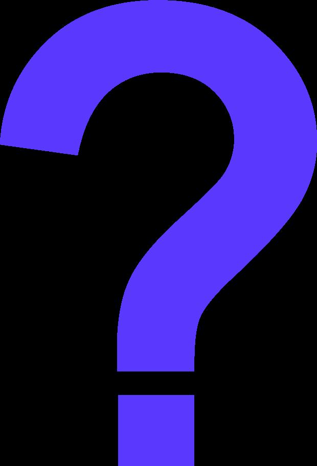 Frage fragezeichen Clipart-Grafik als PNG, SVG