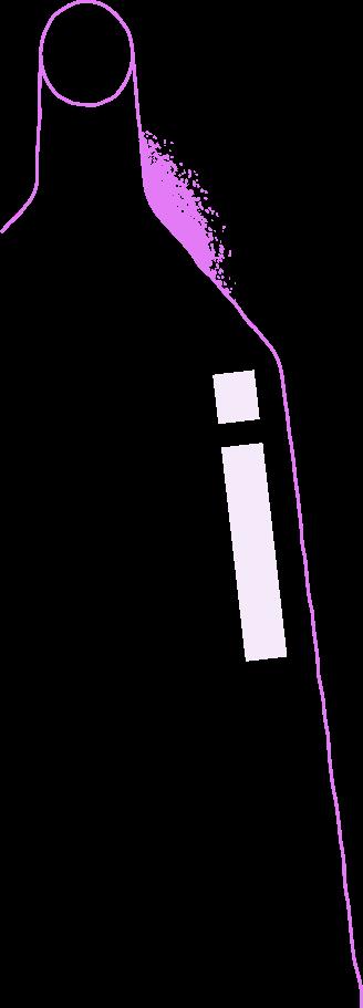 Ilustración de clipart de Botella en PNG, SVG