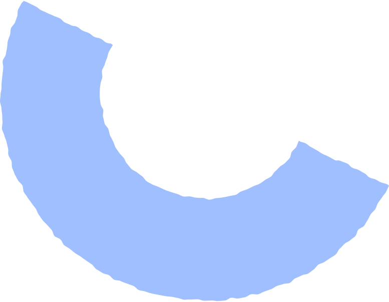 half donut Clipart illustration in PNG, SVG