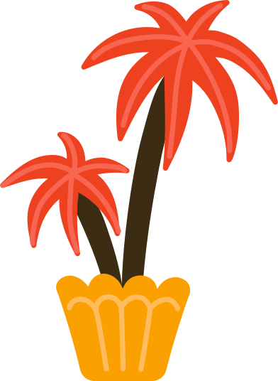 style potted palm tree images in PNG and SVG   Icons8 Illustrations