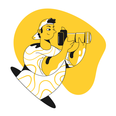 style Photographer images in PNG and SVG | Icons8 Illustrations