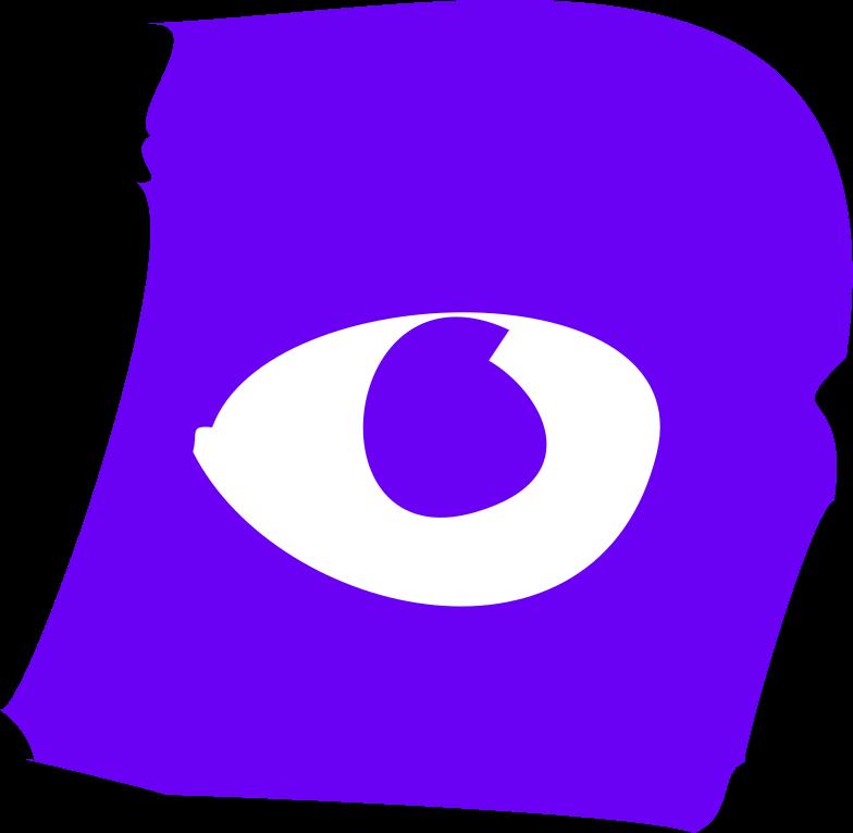 Immagine Vettoriale occhio in PNG e SVG in stile  | Illustrazioni Icons8
