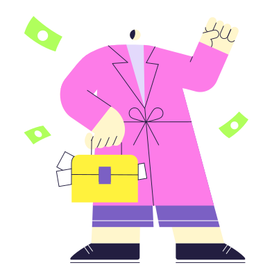 style Financial success images in PNG and SVG | Icons8 Illustrations