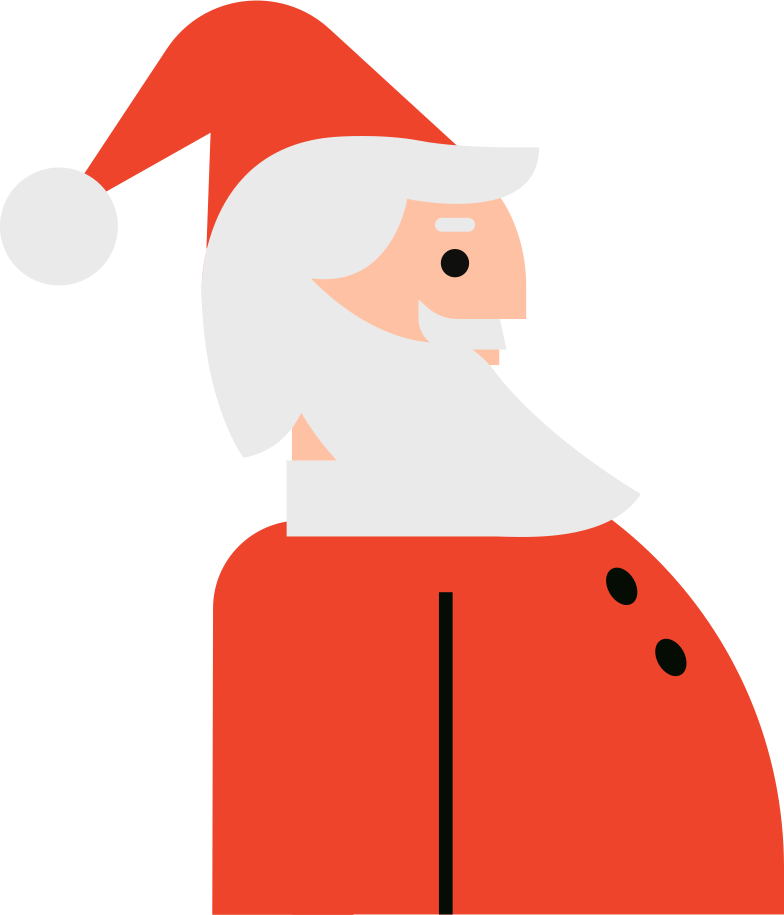 style santa claus Vector images in PNG and SVG | Icons8 Illustrations
